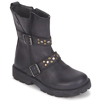 Pantofi Fete Ghete Naturino FOCETTE Negru