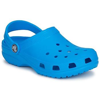 Pantofi Copii Saboti Crocs CLASSIC CLOG KIDS Albastru