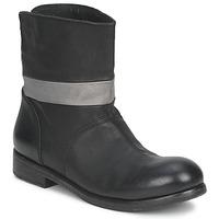 Pantofi Femei Ghete OXS RAVELLO YURES Black