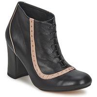 Pantofi Femei Botine Sarah Chofakian SALUT Negru