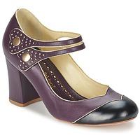 Pantofi Femei Pantofi cu toc Sarah Chofakian ZUT Bordo / Negru
