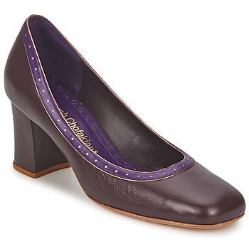 Pantofi Femei Pantofi cu toc Sarah Chofakian SHOE HAT Maro