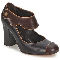 Pantofi Femei Pantofi cu toc Sarah Chofakian DALI Cafea