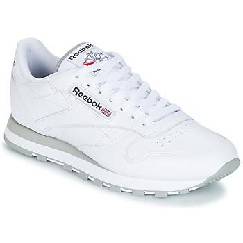 Încăltăminte Pantofi sport Casual Reebok Classic CLASSIC LEATHER Alb
