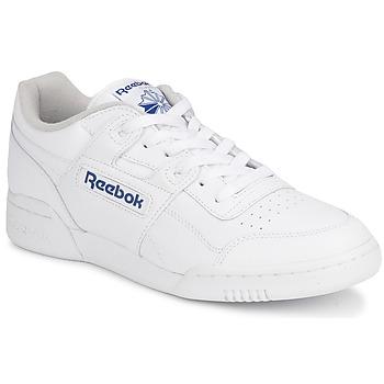 Încăltăminte Pantofi sport Casual Reebok Classic WORKOUT PLUS Alb