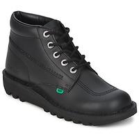 Pantofi Bărbați Botine Kickers KICK HI Negru