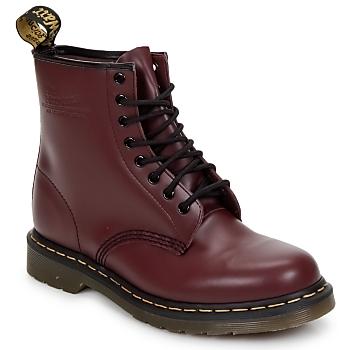 Pantofi Ghete Dr Martens 1460 8 EYE BOOT Cherry