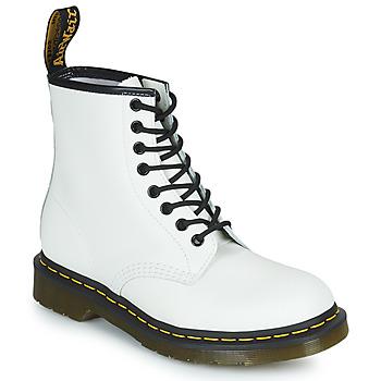 Pantofi Ghete Dr Martens 1460 Alb