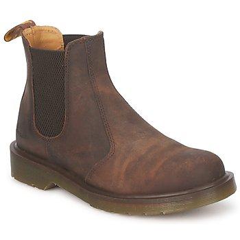 Pantofi Ghete Dr Martens 2976 CHELSEA BOOT Gaucho / Crazy / Horse