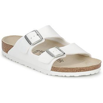 Încăltăminte Papuci de vară Birkenstock ARIZONA Alb