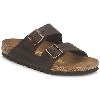 Pantofi Bărbați Papuci de vară Birkenstock MENS ARIZONA Habana