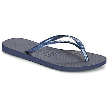Pantofi Femei  Flip-Flops Havaianas SLIM Bleumarin
