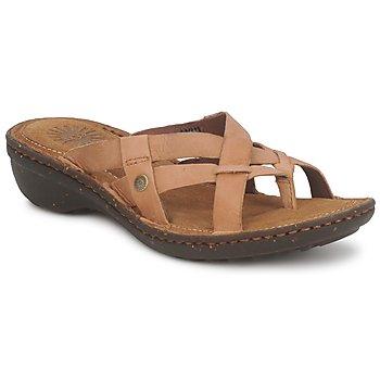 Încăltăminte Femei Sandale și Sandale cu talpă  joasă UGG UGG AUSTRALIA LANNI Caramel
