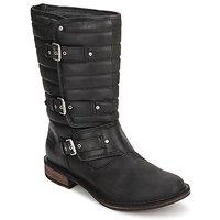 Pantofi Femei Ghete UGG TATUM Black
