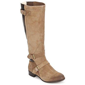 Pantofi Femei Cizme casual UGG CYDNEE Fawn