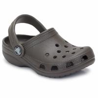 Pantofi Copii Saboti Crocs KIDS CLASSIC CAYMAN CiocolatĂ