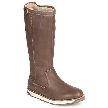 Pantofi Femei Ghete EMU LEEVILLE Mushroom