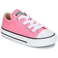 Pantofi Fete Pantofi sport Casual Converse CHUCK TAYLOR ALL STAR CORE OX Roz