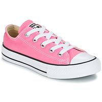 Încăltăminte Fete Pantofi sport Casual Converse CHUCK TAYLOR ALL STAR CORE OX Roz
