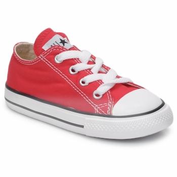 Pantofi Copii Pantofi sport Casual Converse ALL STAR OX Roșu