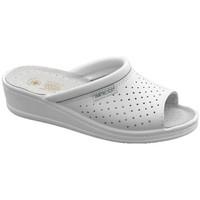 Pantofi Bărbați Papuci de vară Sanital  Alb