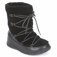 Pantofi Femei Cizme de zapadă FitFlop SUPERBLIZZ Negru