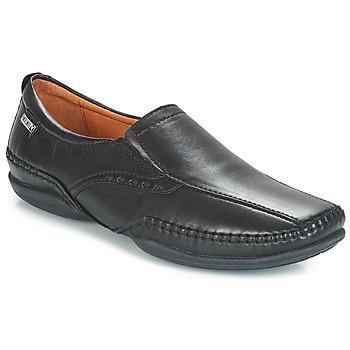 Pantofi Bărbați Mocasini Pikolinos MENS PUERTO RICO SLIP ON Negru