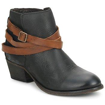 Pantofi Femei Botine Hudson HORRIGAN Negru