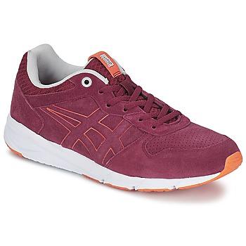 Pantofi Femei Pantofi sport Casual Onitsuka Tiger SHAW RUNNER Roșu