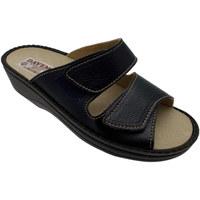 Pantofi Bărbați Papuci de vară Davema DAV198b blu