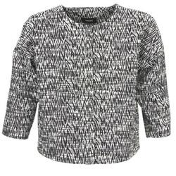 Îmbracaminte Femei Sacouri și Blazere Mexx MX3002331 Negru / Alb