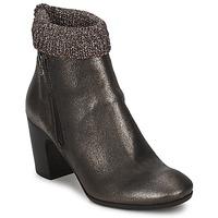 Pantofi Femei Botine Now SOLIU Metalizat