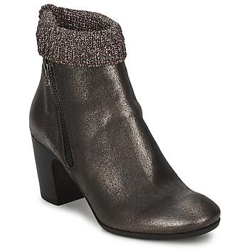 Pantofi Femei Botine Fru.it SOLIU Metalizat