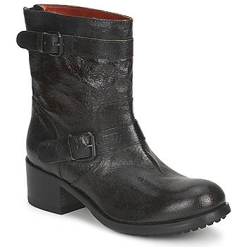 Pantofi Femei Ghete Now PINI Kaki