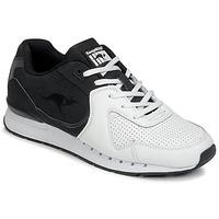 Pantofi Bărbați Pantofi sport Casual Kangaroos COIL-R2 TONE Alb / Negru