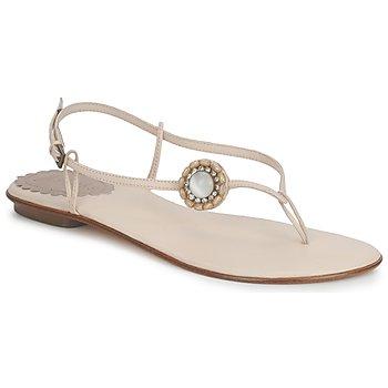 Pantofi Femei Sandale  Slinks Katie Rose & Mowana Moon Alb