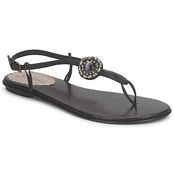 Pantofi Femei Sandale  Slinks Katie Rose & Mowana Moon Black