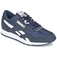 Încăltăminte Bărbați Pantofi sport Casual Reebok Classic CLASSIC NYLON Albastru