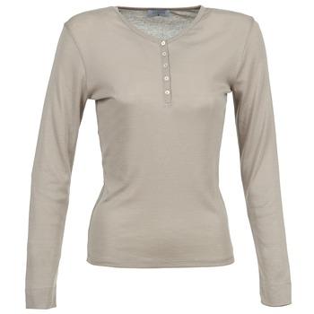 Îmbracaminte Femei Tricouri cu mânecă lungă  Casual Attitude DORINE Taupe