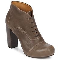 Pantofi Femei Botine Coclico LILLIAN Gri