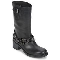 Pantofi Femei Ghete Janet Sport CARYFENO Negru