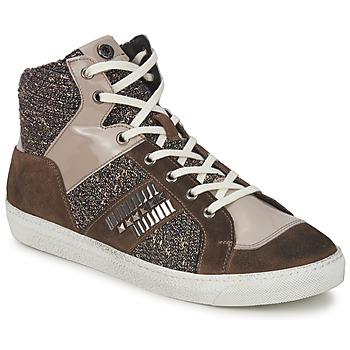 Încăltăminte Femei Pantofi sport stil gheata Janet Sport ERICMARTIN Taupe