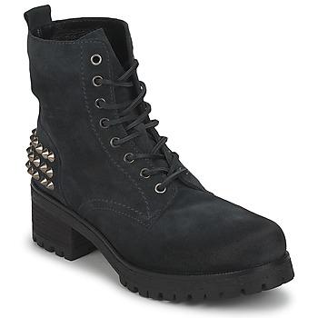 Pantofi Femei Ghete JFK SIMAIT Negru