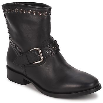 Pantofi Femei Ghete JFK MASELLE Negru