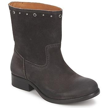 Pantofi Femei Ghete Koah NOMADE Black