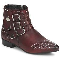 Pantofi Femei Ghete Koah FYONA Roșu-bordeaux