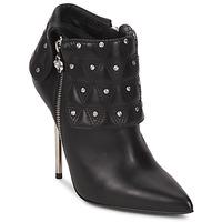 Pantofi Femei Botine Versace DSL894P Negru