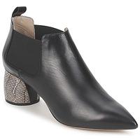 Pantofi Femei Botine Marc Jacobs EQUATORE Negru