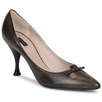 Pantofi Femei Pantofi cu toc Marc Jacobs MALIZIA Maro