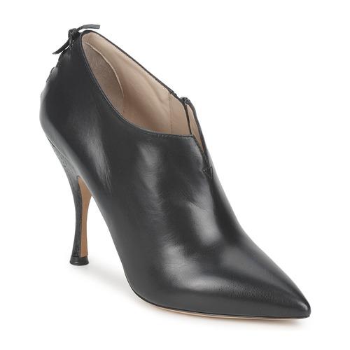 Pantofi Femei Botine Marc Jacobs MALVA 10X57 Negru